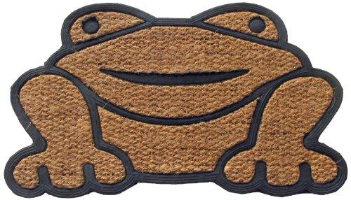 - Geo Crafts G112 Tuffcor Doormat, Frog