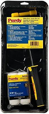 Purdy Mini Jumbo Roller Starter Kit 4.5 pulgadas