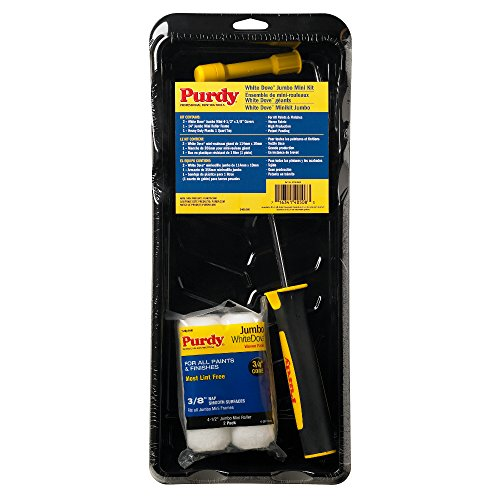 - Purdy 14C810600 Jumbo Mini Kit 4.5 Inch