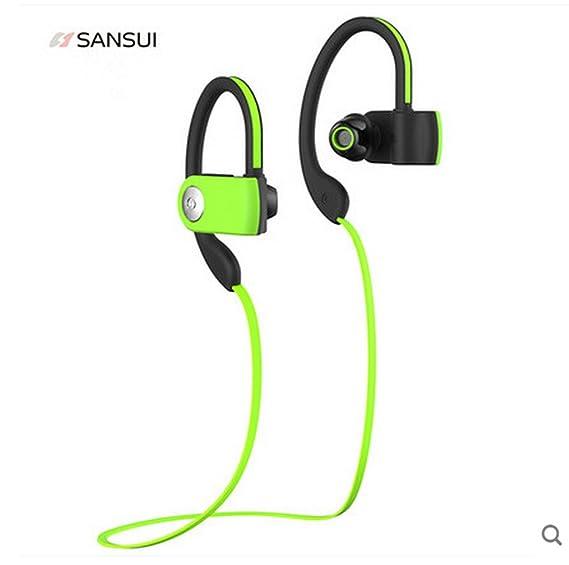 Sansui/Paisaje i6 auricular inalámbrico bluetooth deportes 4.1 General 4.0 cinta de correr de uso