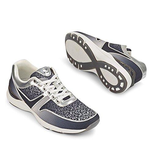 de 64 Señoras del 49 zapatilla kombi gris 303 de Grau deporte deporte Gabor la qww8t4BZ