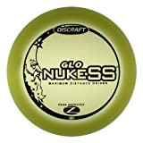 Discraft GLO Nuke SS Elite Z Disc Golf Driver, 173-174gm