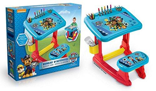 Canal toys ct37009 loisir créatif paw patrol bureau d