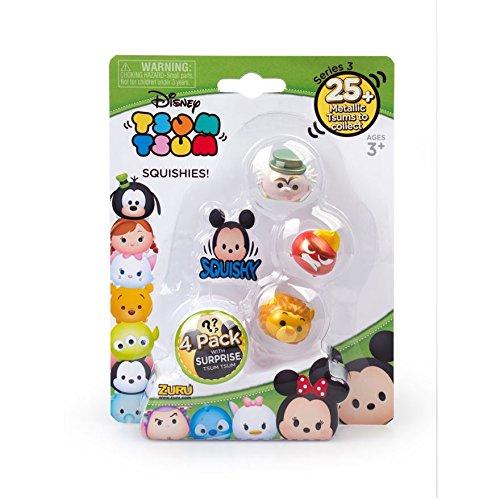 Disney Tsum Tsum Series 3 4Pk
