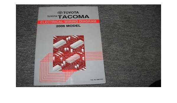 2005 tacoma wiring diagram 2006 toyota tacoma electrical wiring service manual toyota  2006 toyota tacoma electrical wiring