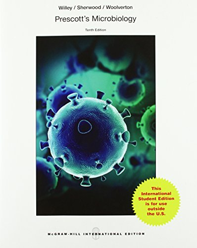 Prescott'S Microbiology [Paperback] [Mar 01, 2017] Willey