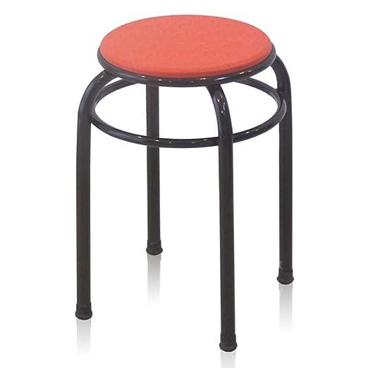 SMALL STOOL Muebles Comerciales Taburete De Pila De Plástico ...