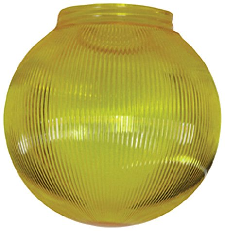 Polymer Products (3214-51630 Yellow Replacement Globe for String Lights