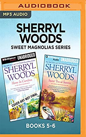 Sherryl Woods Sweet Magnolias Series: Books 5-6: