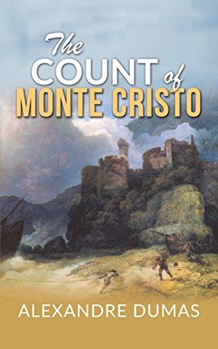 book cover of The Count of Monte Cristo