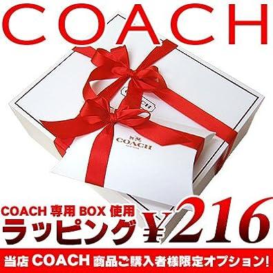 263acd599547 Amazon | コーチ COACH ラッピング 【アウトレット】【並行輸入品 ...