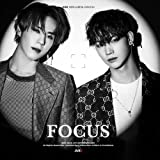 GOT7 Unit JUS2 - [Focus] Mini Album A Ver CD+1p Lyrics Poster/On+84p PhotoBook+2p PhotoCard+1p Unit PhotoCard+Accordion…
