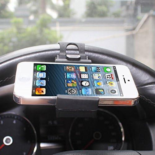 Reiko phone mount for cars steering wheel