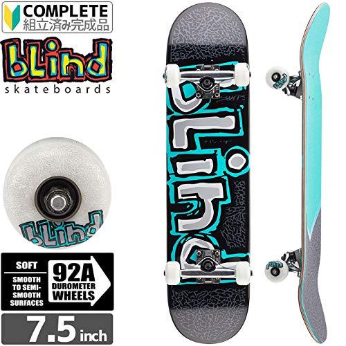 ブラインド BLIND スケートボード コンプリート OG ATHLETIC SKIN COMPLETE 92A[7.5インチ]NO102 B07NDXKPK6   7.5インチ/コンプリート