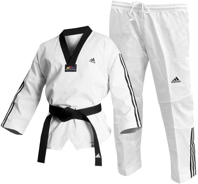 Adidas Adiflex II Dobok Anzug für Taekwondo, vom GB Team
