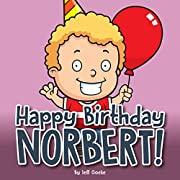 Happy Birthday Norbert