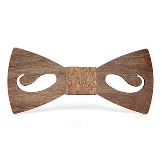 Yiph-Tie Lazo Ocio Corbata de Lazo clásico para Hombre Tuxedo ...