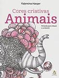 capa de Animais. Cores Criativas