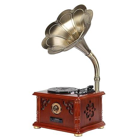 YWAWJ La herencia familiar del fonógrafo de la placa ...