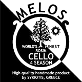 Melos Mini Cello Rosin 4 Season Set