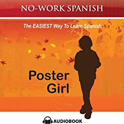Poster Girl, No-Work Spanish Audiobook, Title 2