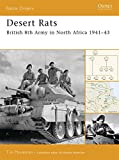 img - for Desert Rats: British 8th Army in North Africa 1941 43 (Battle Orders) book / textbook / text book