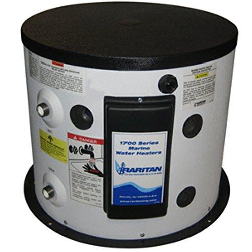 Raritan 12-Gallon Hot Water Heater w/Heat Exchanger - 120V Marine , Boating Equipment (12 Gallon Hot Water Heater)