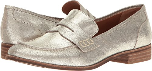 Platino Leather Footwear - Franco Sarto Women's Jolette Platino Stardust Leather 8 M US