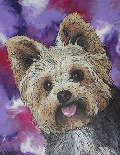 293fa9900bc6 Image Unavailable. Image not available for. Color: Pet Portrait, Custom Dog  ...