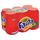 Fanta Fruit Twist (6x330ml) - Pack of 2