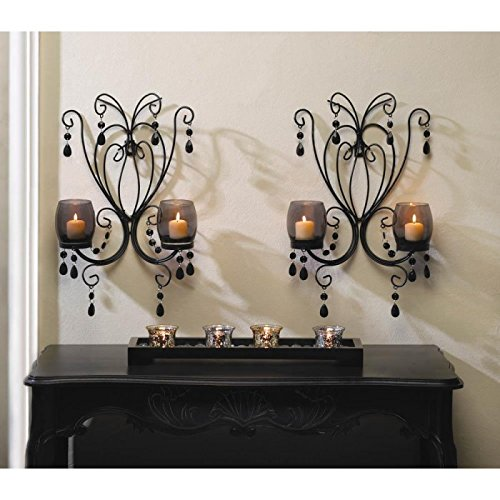 VERDUGO GIFT Midnight Elegance Wall Sconces