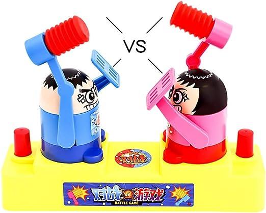 LRHD Ataque y defensa contra padres e hijos juguetes for niños y niñas amantes de los juegos, la inteligencia dobles Máquinas Sparring, interactivos juegos de mesa, Apto for niños mayores de 3