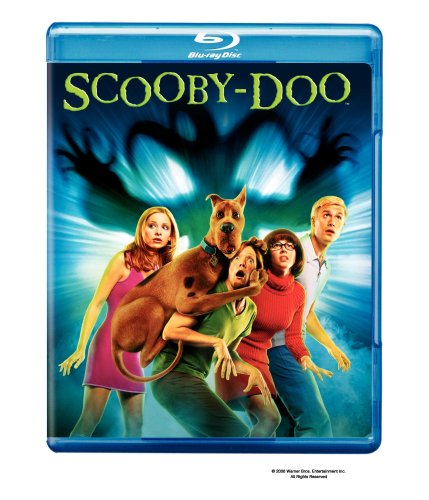 Blu-ray : Scooby Doo: Movie (, Dubbed, Dolby, AC-3, Widescreen)