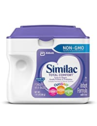 Similac Total Comfort Infant Formula with Iron, Easy to Digest, Baby Formula, Powder, 1.41 lb (Pack of 4) BOBEBE Online Baby Store From New York to Miami and Los Angeles