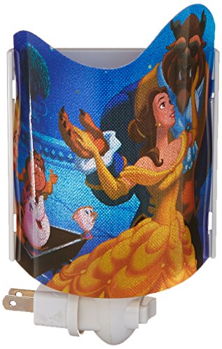 Westland Giftware Acrylic Nightlight, Belle