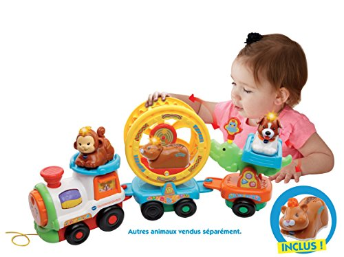 vtech 192705 tut tut animo super train fantastico. Black Bedroom Furniture Sets. Home Design Ideas