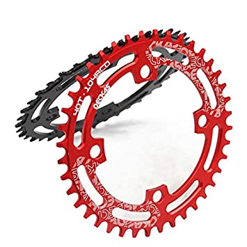 104mm Moutain bike Chainring MTB BMX Bicycle Round Chain Ring BCD 30T Chainwheel