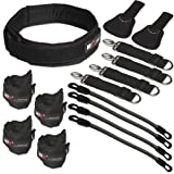 MIR® - PRO AB FITNESS POWER SPEED RESISTANCE BAND WORKOUT KITS