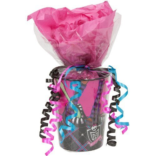 MONSTER HIGH Party Supplies Pre-Filled Goodie