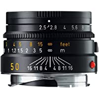 Leica 50mm / f2.5 Black (E39) At A Glance Review Image
