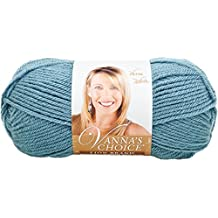 Lion Brand Yarn 860-108A Vanna's Choice Yarn, Dusty Blue