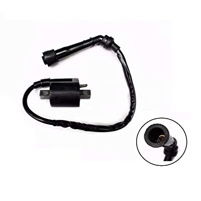 High Performance Ignition Coil Fits Yamaha Grizzly 600 YFM600 1998-2001: Automotive