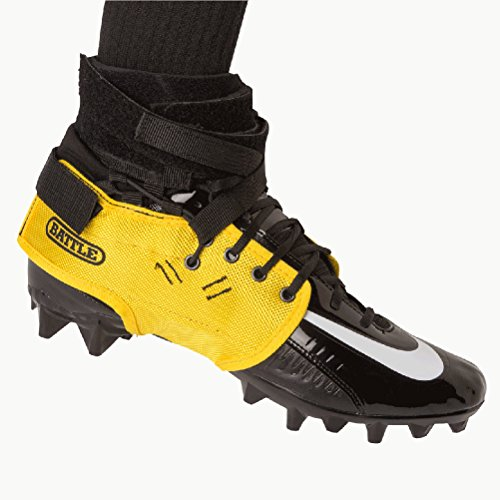 Battle Sports xFAST Ankle Support System - Yellow - M
