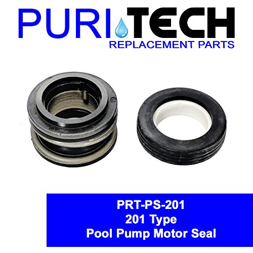 PuriTech Pool Pump Motor Shaft Seal 3/4