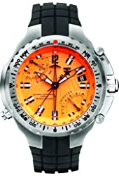 TX Men's T3B871 700 Series Sport Fly-back Chronograph Dual-Time Zone Watch