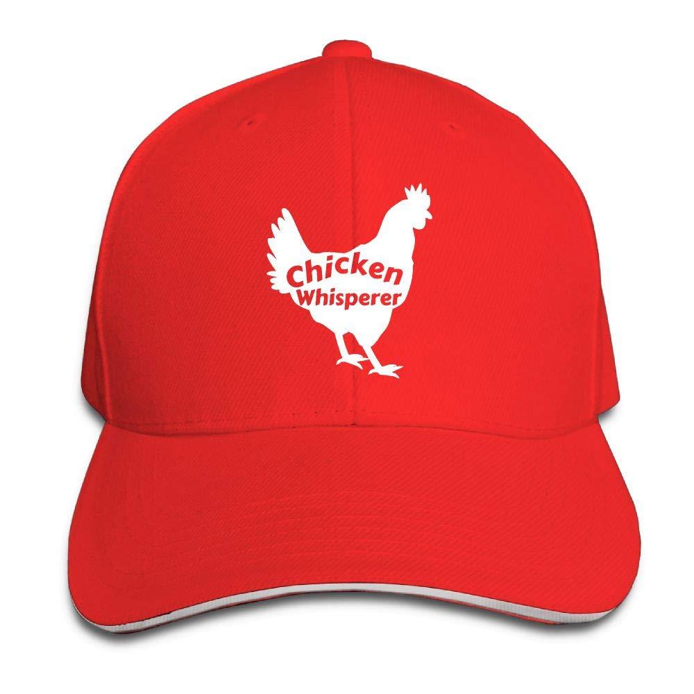 HKAB ZLAO Chicken Whisperer Interesting Sandwich Adjustable Trucker Style Hats fulaoqiu