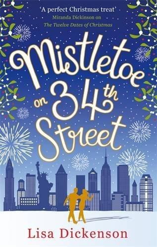 Mistletoe on 34th Street by Lisa Dickenson - 34th Shopping Street
