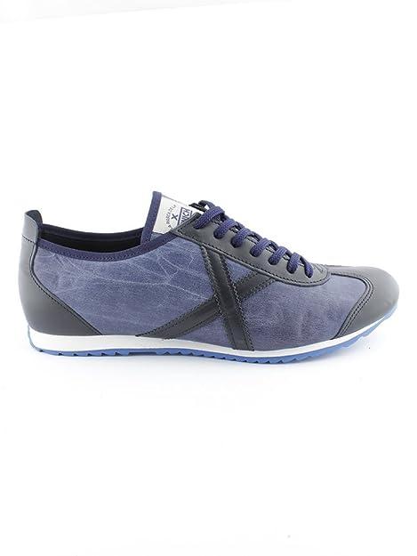 Zapatillas Munich Osaka 224 - Color - AZUL, Talla - 44: Amazon.es: Zapatos y complementos
