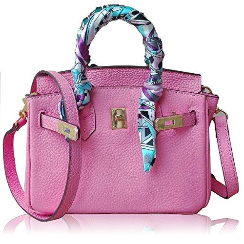 Pink l'épaule Sac Macton pour à femme 20CM à porter ZUSW0naqW