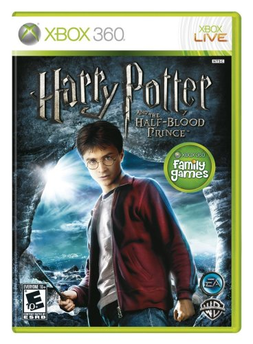 Harry Potter and the Half Blood Prince - Xbox 360